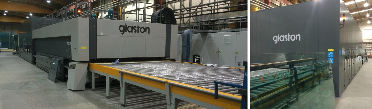Largest Glaston toughening furnace