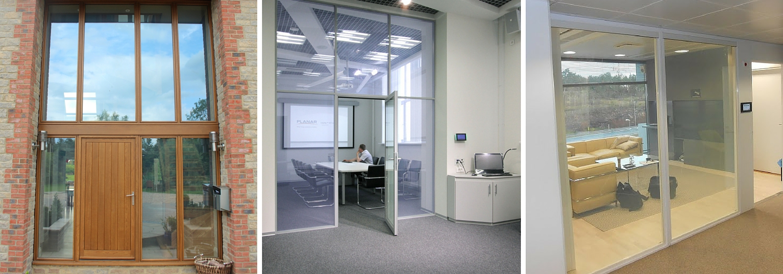 Architectural Glazing & Privacy Glass