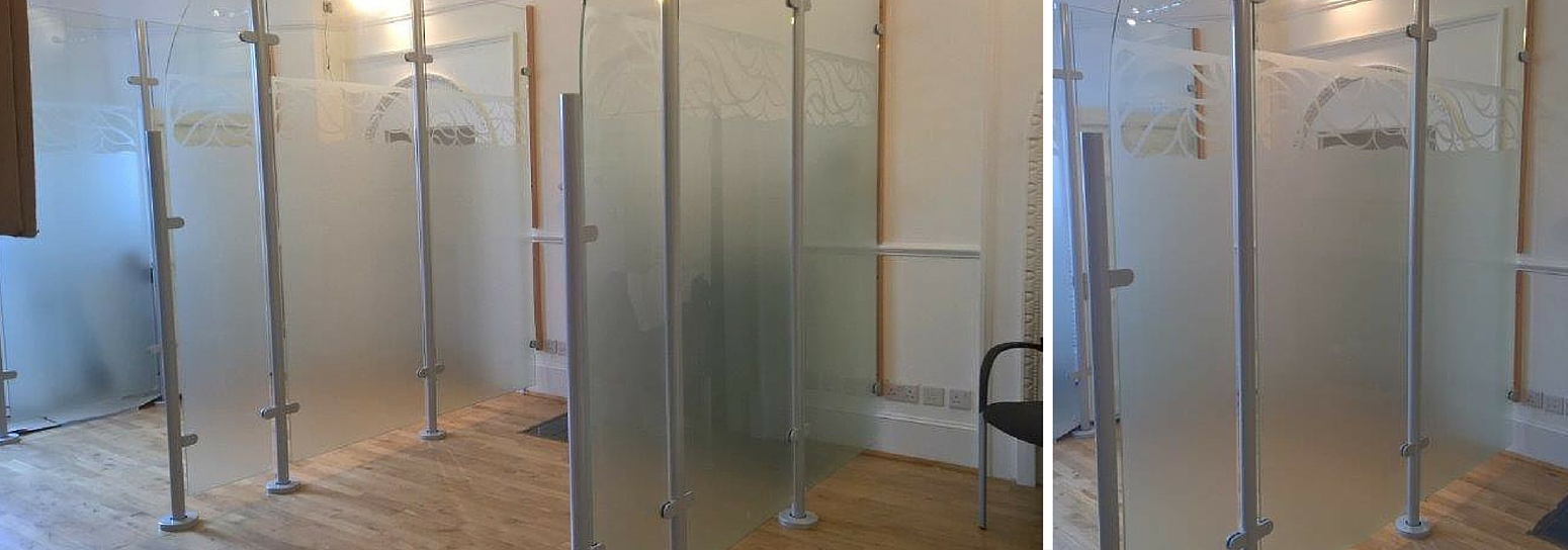 Interior Partition Screens