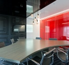 Boardroom, reception and office partitions image 1