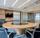 Boardroom, reception and office partitions image 4